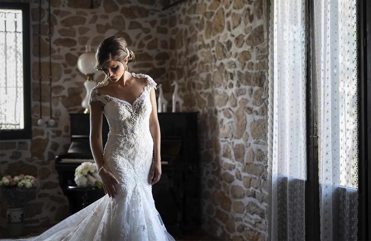 Foto del matrimonio - la sposa
